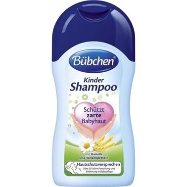 Bübchen Şampuan Renksiz